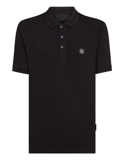 Polo shirt SS Plein Star