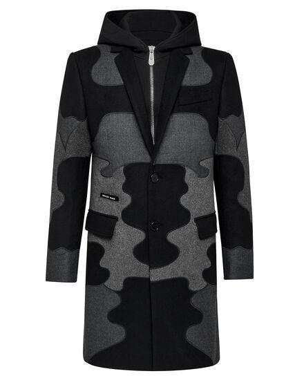 Long Coat Camouflage