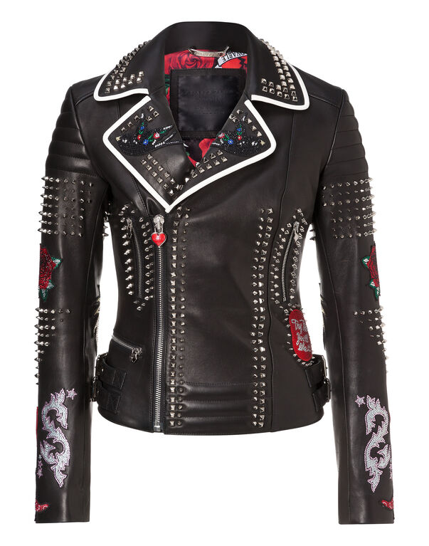 "Leather Biker ""Starr"""