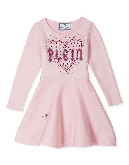 Knit Day Dress Gaia