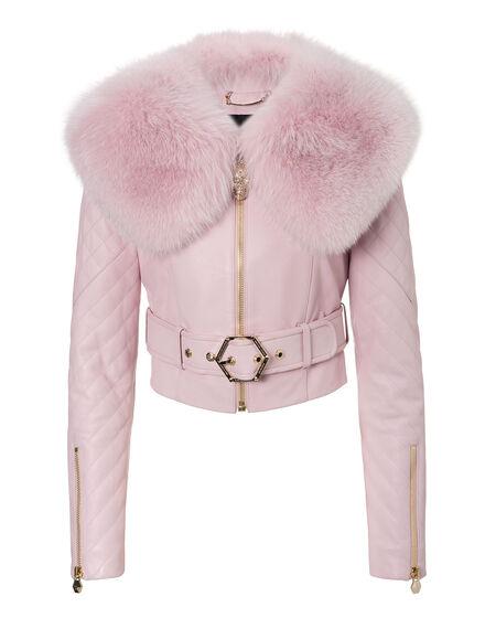 leather jacket ary