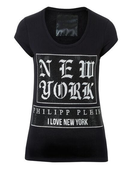 T-shirt Round Neck SS I love