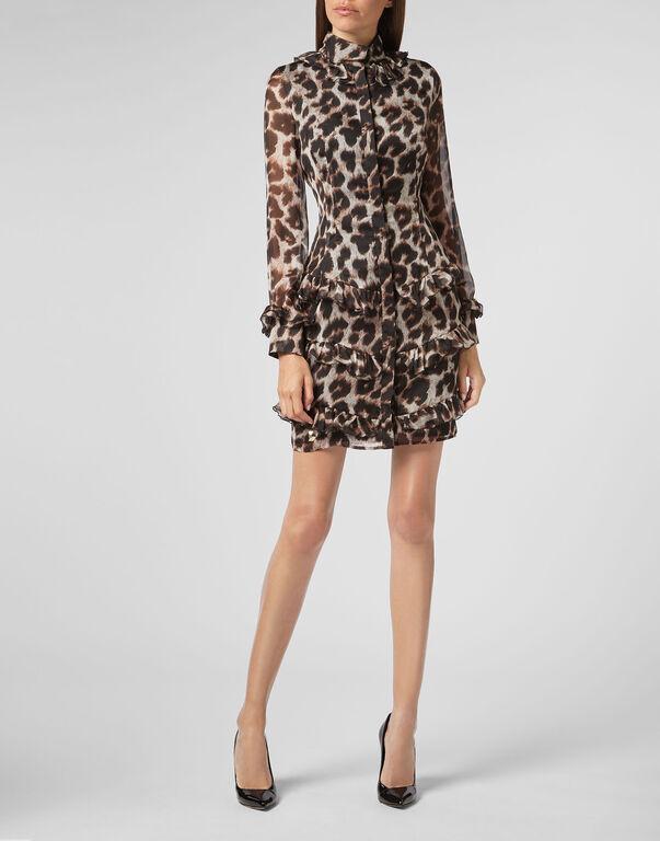 Short Dress Maculate