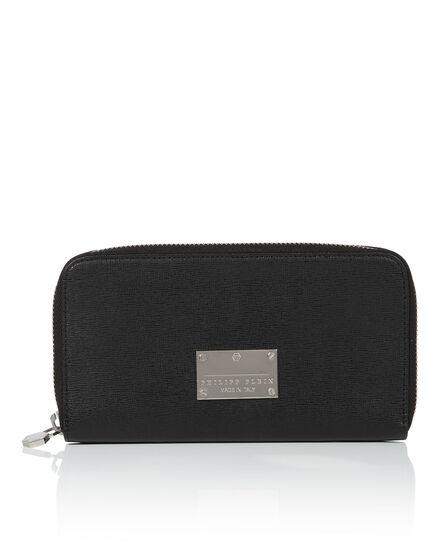zip wallet big sneaky bear