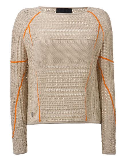 pullover geometric