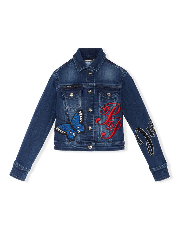 "Denim Jacket ""Alexandra"""