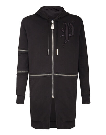 Jogging Jacket Zipped