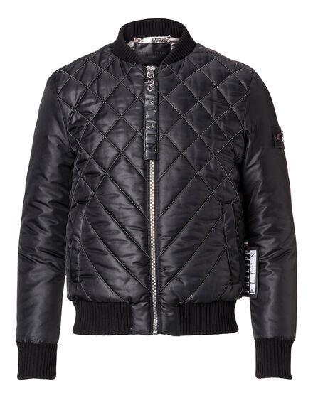 Nylon Jacket Matt
