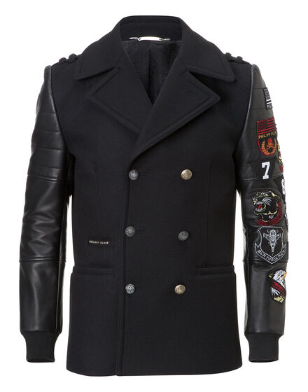 coat double pride