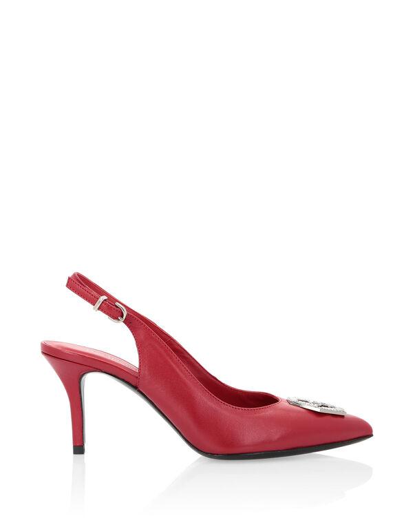 Decollete Low Heels Maculate