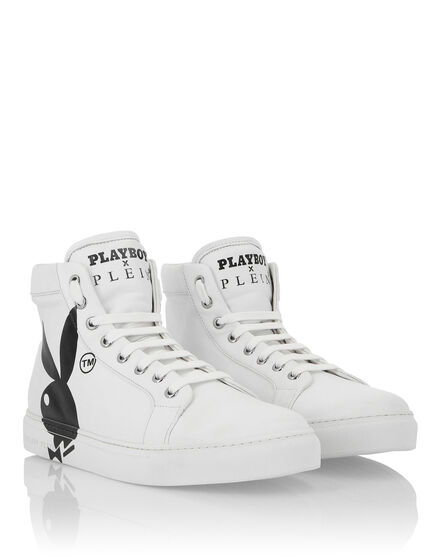 Hi-Top Sneakers PLAYBOY