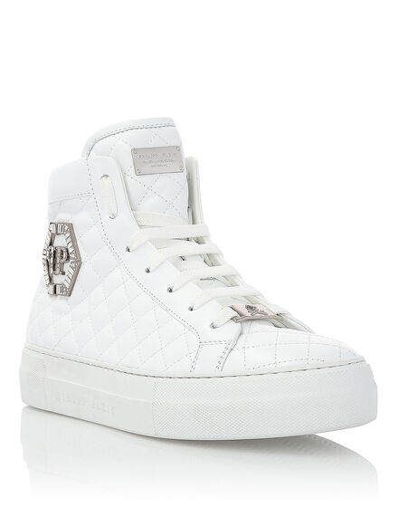 Hi-Top Sneakers Padded