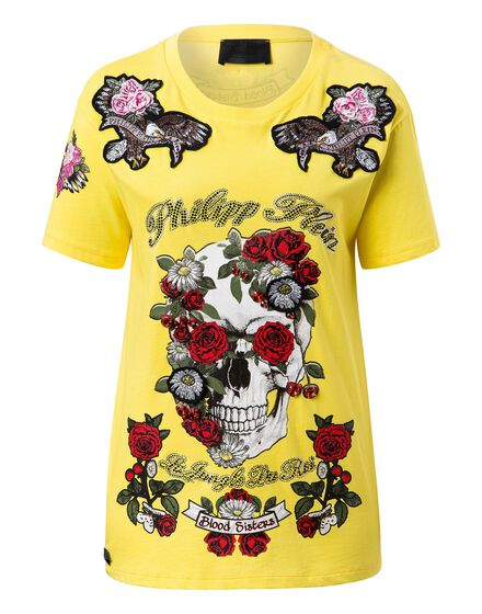 T-Shirt Short Dresses Alidia