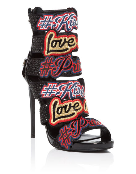 Sandals High Heels Ares