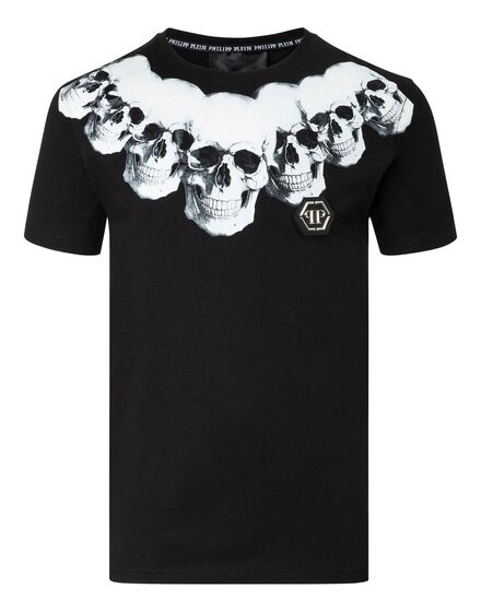 T-shirt Round Neck SS Rolling