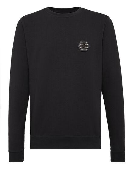 Hoodie sweatshirtBlack
