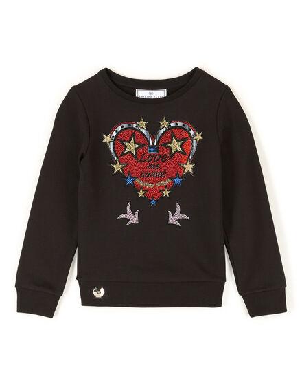 Sweatshirt LS Honey Drama