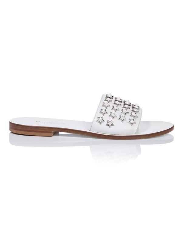 "Sandals Flat ""Cannes"""