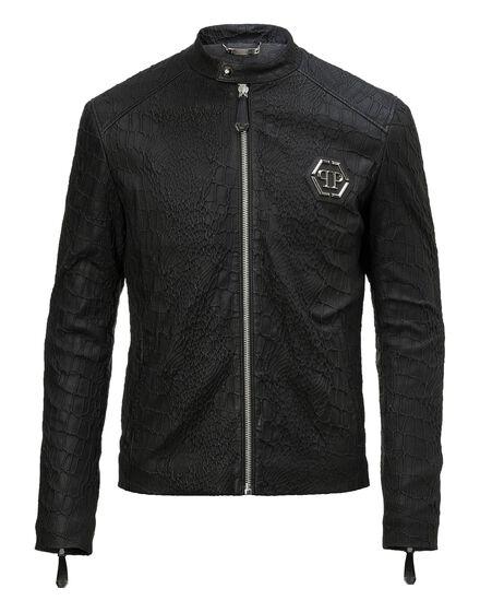 Leather Jacket Artem