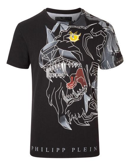 t-shirt lion force
