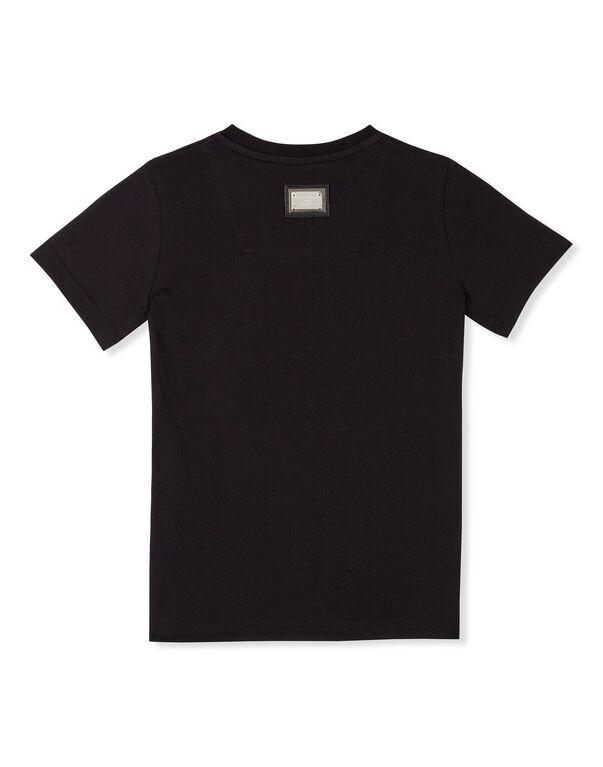 "T-shirt Round Neck SS ""I feel dance"""