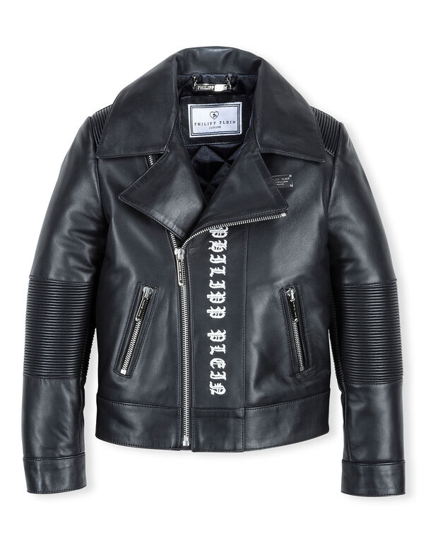 "Leather Biker ""True Star"""
