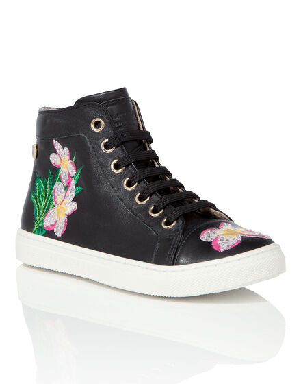 Hi-Top Sneakers Cleome