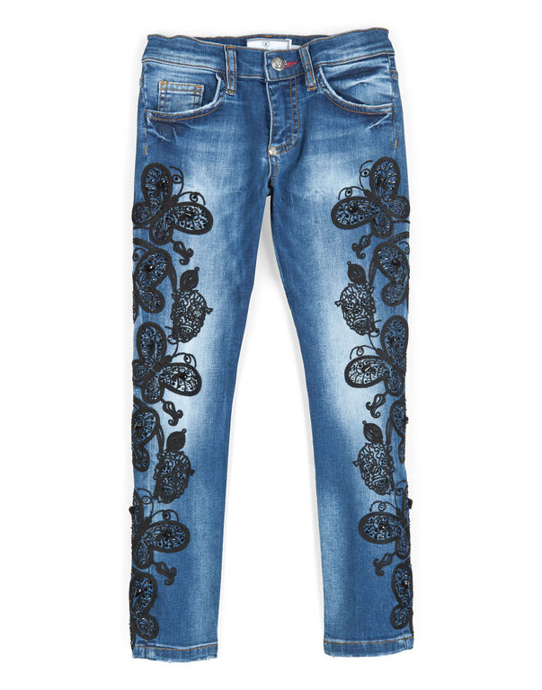 "regular jeans ""kittin"""