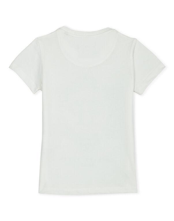 """T-shirt Round Neck SS """"Cremisi"""""""