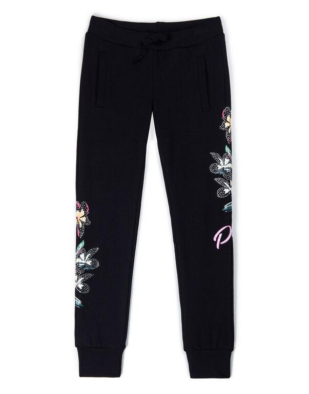 """Jogging Trousers - """"Bouquet Parrot"""""""