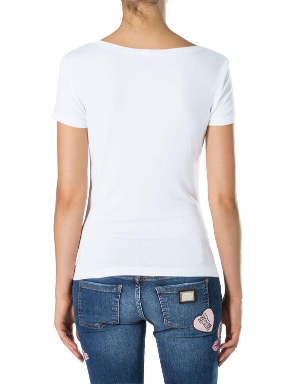 "T-shirt Round Neck SS ""Metro Dolll"""