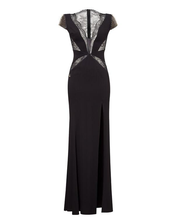 "evening gown ""daphne"""