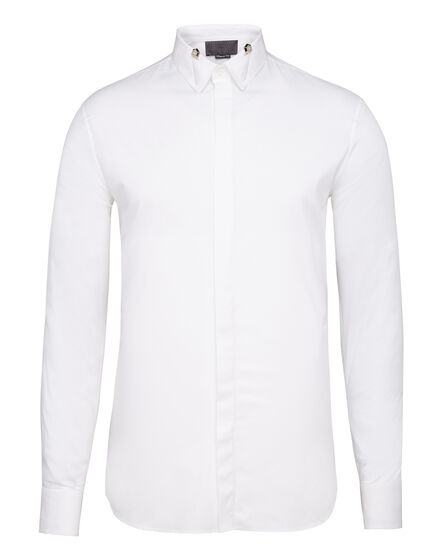 Shirt Diamond Cut LS Carter