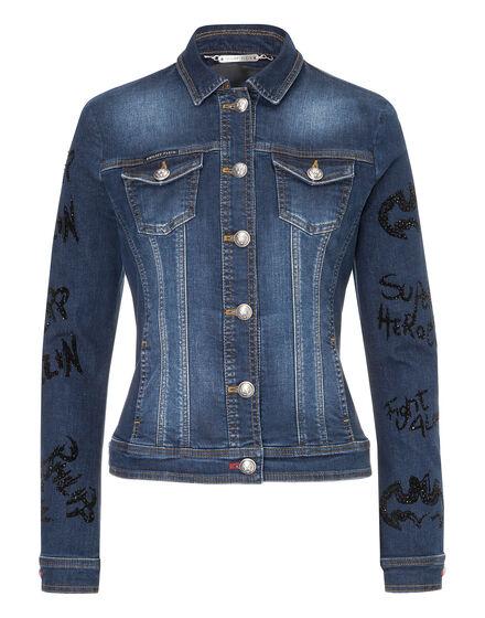 jeans jacket life