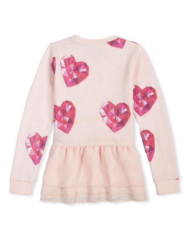 """Sweatshirt LS """"Lily Plein"""""""