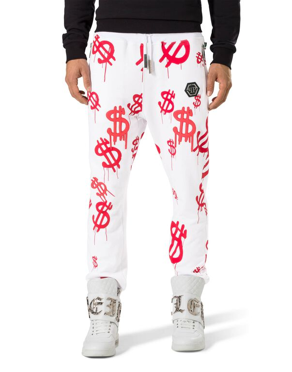"Jogging Trousers ""Red money"""