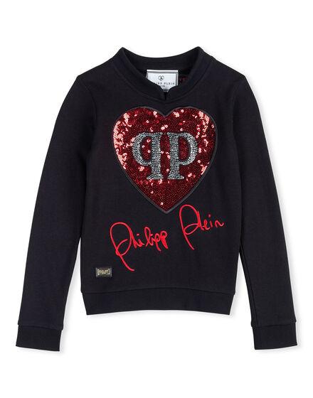Sweatshirt LS Zoe