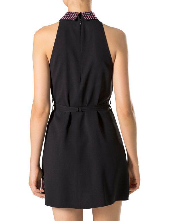 "Short Dress ""Narcissia Brewster"""
