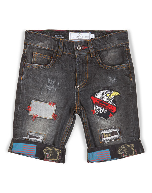 "denim shorts ""terence"""