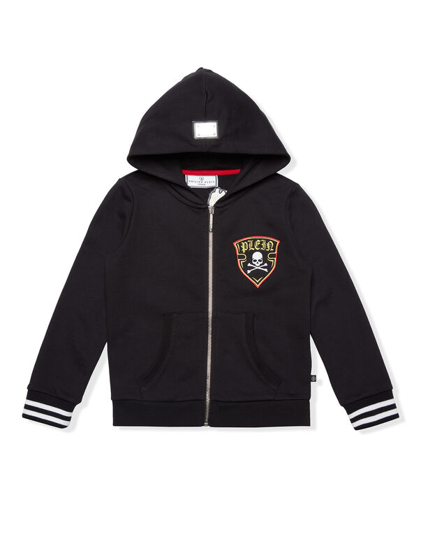 "Hoodie Sweatjacket ""Private Emotion"""