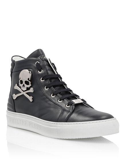 high sneaker skull-O