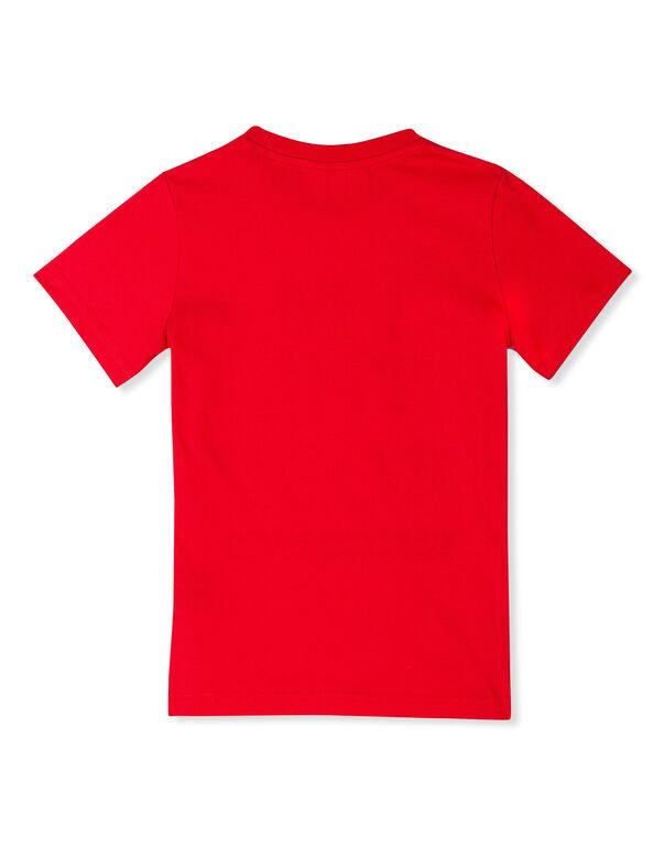 "T-shirt Round Neck SS ""I Wonder If"""