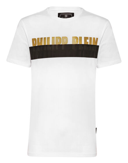 T-shirt Platinum Cut Round Neck PP1978