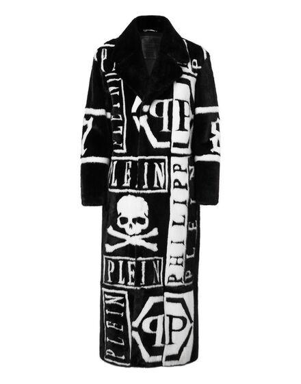Fur Coat Long Show coat