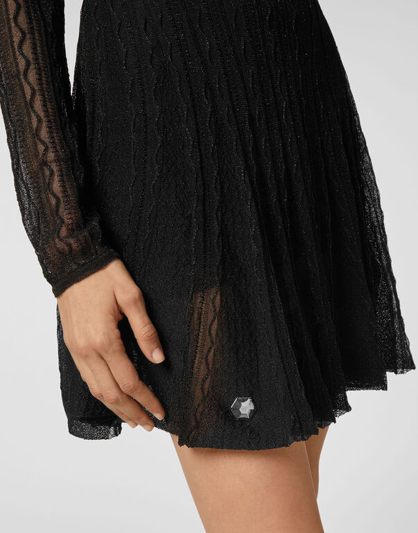 Knit Dress  Elegant
