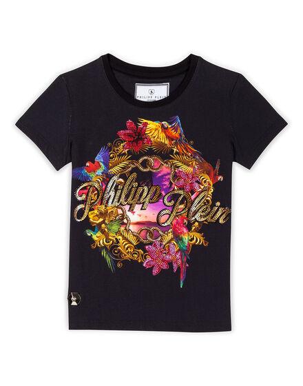 T-shirt Round Neck SS Vivid