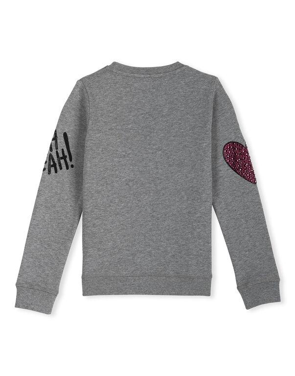 "Sweatshirt LS ""Lavanda Pale"""