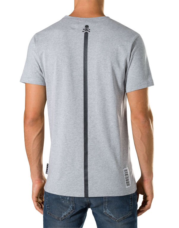 "T-shirt Round Neck SS ""lance"""