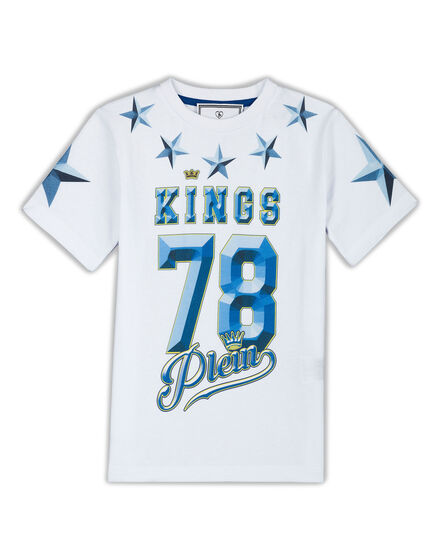 T-shirt Round Neck SS Baby king