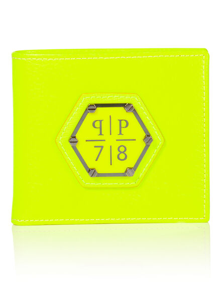wallet coin fluo